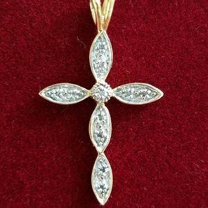 Seta Cross Pendant